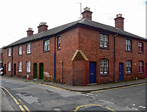 SO5140 : 3-5 Monkmoor Street, Hereford by Stephen Richards