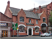 SO5140 : Hop Pole, Commercial Road, Hereford by Stephen Richards