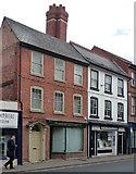 SO5139 : 61-63 St Owen's Street, Hereford by Stephen Richards