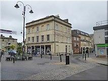 SU0061 : Handel House, Devizes, now a bookshop by David Smith