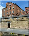 SK3448 : North Mill, Belper by Alan Murray-Rust