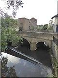 ST8558 : Town Bridge, Trowbridge by David Smith