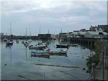 SW4730 : Penzance Harbour by JThomas
