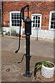 TM4249 : Water Pump, Pump Street, Orford by Jo Turner