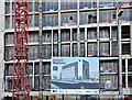 J3474 : The City Quays hotel site, Belfast - July 2017(5) by Albert Bridge