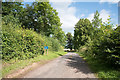 NY5324 : Private road on Lowther Estate by Trevor Littlewood