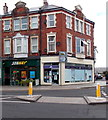SY0081 : Subway and Mother Earth in Exmouth town centre by Jaggery