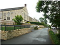 SO8306 : Former Methodist Chapel, The Lane, Randwick by Humphrey Bolton