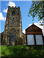 SE9652 : St Andrew's Church, Bainton by Ian S