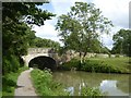 ST8359 : Trowbridge Road bridge over canal by David Smith