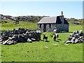 NM0449 : Croft near Dun Beag by Andrew Curtis