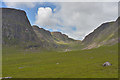 NG8040 : Looking up into Coire na Bà by Nigel Brown