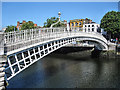 O1434 : Half Penny Bridge by kevin higgins