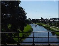 SD4760 : Lancaster Canal by Philip Platt