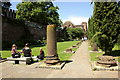 SJ4066 : Chester Roman Gardens by Jeff Buck