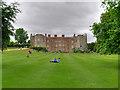 SU3226 : Mottisfont Abbey House by David Dixon