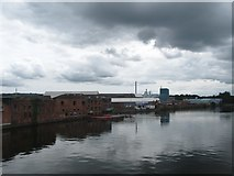 J3473 : The River Lagan from the East Bridge by Eric Jones