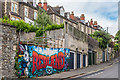 ST5874 : Redland Court Road by Ian Capper