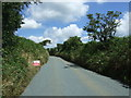 SW7228 : Recently resurfaced road near Constantine by JThomas