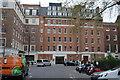 TQ2981 : SW corner of Soho Square by N Chadwick