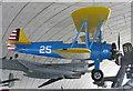 TL4545 : Boeing Stearman PT-17 at Duxford by M J Richardson