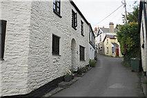 SS6644 : Parracombe Lane by Bill Boaden