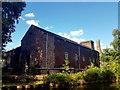SJ8648 : Oliver's Mill, Middleport, Burslem by Brian Deegan