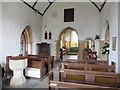 ST5331 : Interior, St David's Church by Roger Cornfoot