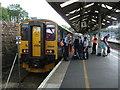 SW8144 : Truro Railway Station by JThomas