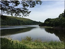 SO0514 : Pontsticill Reservoir by Alan Hughes