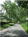 TL4536 : Minor Road by Keith Evans