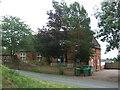 SO9564 : Hanbury C of E School by JThomas