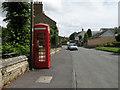 TL5664 : Defibrillator Box, Swaffham Prior by Keith Edkins