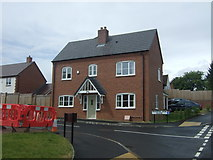 SO9568 : House on Meadow View Close by JThomas