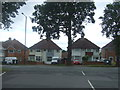 SP0277 : Houses on Groveley Lane by JThomas