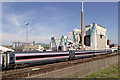 J3475 : Train at Yorkgate Station by David Dixon