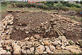 SK8329 : Croxton Kerrial 12thC Medieval Manor House: excavations (5) by Kate Jewell