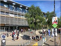 J3372 : Belfast, Queen's University Students' Union Building and Precinct by David Dixon
