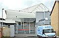 J3272 : The West Stand, Windsor Park, Belfast (July 2017) by Albert Bridge
