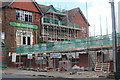 ST1898 : Conversion & renovation of the former Oakdale Public House, Oakdale by M J Roscoe
