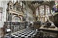 SP2864 : Beauchamp chapel, St Mary's church, Warwick by J.Hannan-Briggs