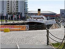 J3575 : The Titanic Experience, SS Nomadic by David Dixon