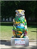 SP0787 : Birmingham Big Sleuth Jungle Jenny Bear by Roy Hughes