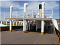 J3575 : SS Nomadic Upper Deck by David Dixon