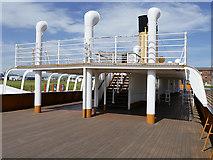 J3575 : SS Nomadic Upper Deck by David Dixon