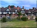 SO8698 : Manor Scene by Gordon Griffiths