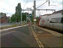 SO9198 : Virgin Platform by Gordon Griffiths