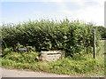 ST6264 : Welcome to Woollard by Neil Owen