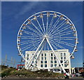 ST3161 : Ferris Wheel, Weston-Super-Mare by PAUL FARMER
