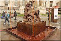 TQ2980 : Mud Soldier by Richard Croft
